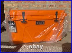 SOLD OUT, YETI Tundra 45 KING CRAB ORANGE Cooler Limited Edition Color NEW