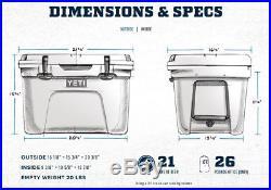 Seafoam Green Yeti Cooler Tundra 35qt LIMITED EDITION BRAND NEW IN BOX