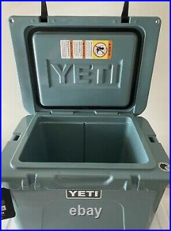 Sold Out! Yeti Tundra 35 River Green Insanely Rare! Free Shipping! Hard Cooler