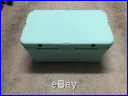 USED Yeti Tundra 65 Seafoam Limited Edition Cooler SOLD OUT