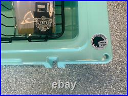 Used Yeti Tundra 45 Seafoam Green Discontinued Limited Edition Cooler