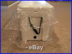 White Yeti 110 Tundra Hard Cooler-new