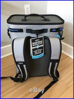 YETI 18060130007 Hopper BackFlip 24 Cooler Backpack Fog Gray