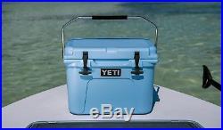 YETI 20 QT. Roadie COOLER BLUE New in the Box