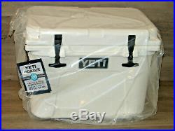 YETI 20 Roadie COOLER -WHITE BRAND NEW WITH TAGS