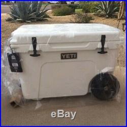 YETI 2428 Tundra Haul Cooler, White 28 1/4 × 19 1/2 × 18 5/8
