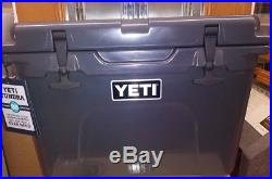 YETI 35 QT. COOLER CHARCOAL New NEW LIMITED EDITION COLOR