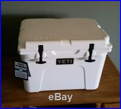 YETI-35 QT. Tundra-COOLER-WHITE-Brand NewithNever used! Camping