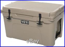 YETI 45 QT Tundra Cooler Tan FREE SHIPPING