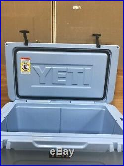 YETI 65 TUNDRA COOLER BLUE New in Yeti box FREE SHIPPING