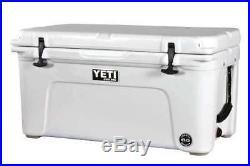 YETI 65 TUNDRA COOLER White New in the Box