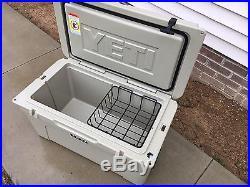 YETI 65 qt. Tan Tundra Cooler Nice Used