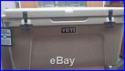 YETI 75 TUNDRA COOLER -TAN BRAND New in the Yeti box New Pricing