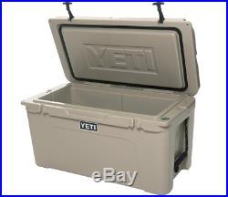 YETI 75 Tundra COOLER -Tan -New in the Box