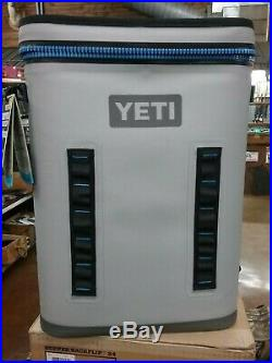 YETI BACKFLIP BackPack CoolerBrand NewFog Gray GREAT GIFT FREE SHIPPING