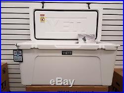Yeti Cooler White Tundra 125 Cooler Size 125 New Yt125w