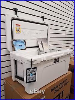 Yeti Cooler White Tundra 65 Cooler Size 65 New Yt65w