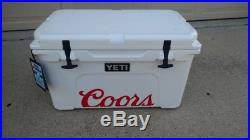 YETI COORS 45qt COOLER BRAND NEW IN BOX