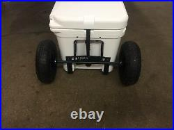 YETI Cooler 35 Wheel Tire Axle Kit-COOLER NOT INCLUDED