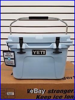 YETI Coolers BLUE ROADIE 20 YETI COOLER SIZE 20 NEW YR20B