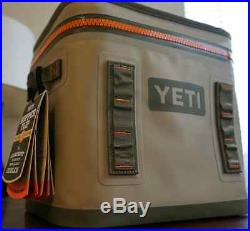 YETI Flip 12 Leakproof Cooler BRAND NEW Tan FREE Shipping