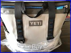 YETI HOPPER 20 Cooler Fog Gray Brand New