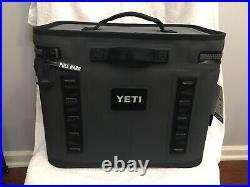 YETI HOPPER FLIP 18 SOFT COOLER(With Free Extra Tube of Zipper Lube)