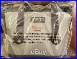 YETI HOPPER TWO 20 Cooler (Coors Light Edition) 100% New