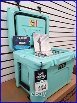 YETI Hard Cooler YETI Tundra 35 YT35S Seafoam