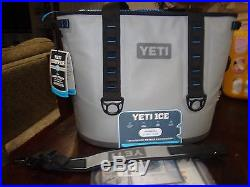 YETI Hopper 30 Rugged Soft-Sided Leakproof Ice Chest Cooler Brand New