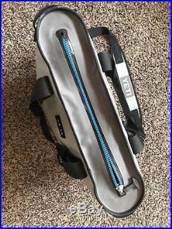 YETI Hopper 30 Soft Cooler, Fog Gray/Tahoe Blue