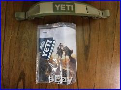YETI Hopper 30 Two 2 Soft Cooler Field Tan Green BRAND NEW Leakproof