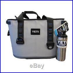 YETI Hopper 40 Cooler Original NEW! With FREE Rambler 18 oz bottle