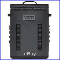 YETI Hopper BackFlip 24 Backpack Cooler Charcoal