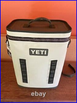 YETI Hopper Backflip 24 Soft Cooler Backpack Sagebrush Green New with Tags