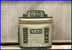 YETI Hopper FLIP 12 can TAN Soft Side Cooler BRAND NEW! + FREE SHIPPING