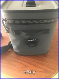 YETI Hopper FLIP 18 Cooler Charcoal Gray New without tags FREE SHIPPING