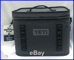YETI Hopper FLIP 18 Cooler Charcoal NEW 888830060063