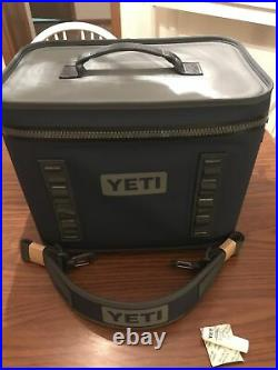 YETI Hopper FLIP 18 Cooler Navy Blue New without tags FREE SHIPPING