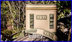 YETI Hopper Flip 12 Portable Cooler, Field Tan