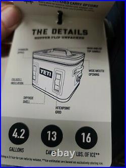 YETI Hopper Flip 12 Portable Cooler NAVY brand new