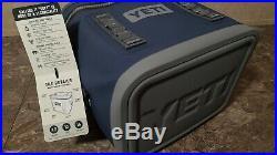 YETI Hopper Flip 12 Portable Cooler Navy & YETI RUMBLER 1 GALLON JUG
