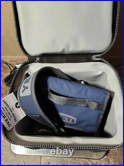 YETI Hopper Flip 12 Portable Cooler & YETI Daytrip Lunch Bag NAVY