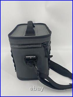 YETI Hopper Flip 12 Portable Soft Cooler Charcoal Model # GS3130-1