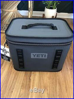YETI Hopper Flip 18 Portable Cooler Charcoal Brand new With Tags