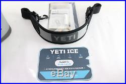 YETI Hopper Flip 18 Rugged Soft-Sided Leakproof Ice Chest Cooler, Blue/Grey