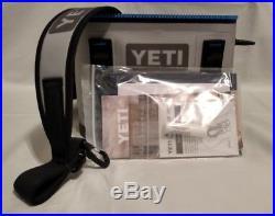 YETI Hopper Flip 8 Cooler Fog Gray/Tahoe Blue