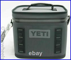 YETI Hopper Flip 8 Soft Cooler Charcoal