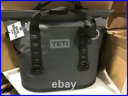YETI Hopper M30 Portable Soft Cooler Charcoal