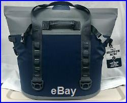 YETI Hopper M30 Portable Soft Cooler Navy 888830059821 NEW